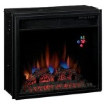 Classic Flame 18″ SpectraFire Insert w/Backlit Display and Remote