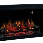 ClassicFlame 36″ Traditional Electric Fireplace Insert 110V