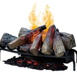 Dimplex 28-Inch Opti-Myst Electric Fireplace Log Set