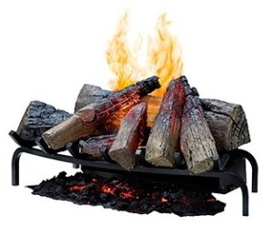 Dimplex 28-Inch Opti-Myst Electric Fireplace Log Set - DLGM29