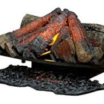 Dimplex 28-Inch Premium Electric Fireplace Log Set