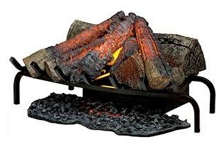 Dimplex 28 Inch Premium Electric Fireplace Log Set