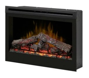 Dimplex 33-Inch Plug-in Electrical Fireplace