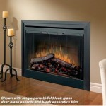 Dimplex 33-Inch Purifire Built-in Electric Fireplace