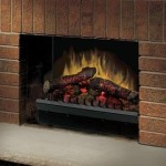 Dimplex 23″ Deluxe LED Electric Fireplace Insert