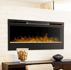 Dimplex Synergy 50-Inch Electric Fireplace