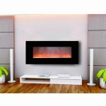 Built In Electric Fireplace Insert Ubermodern