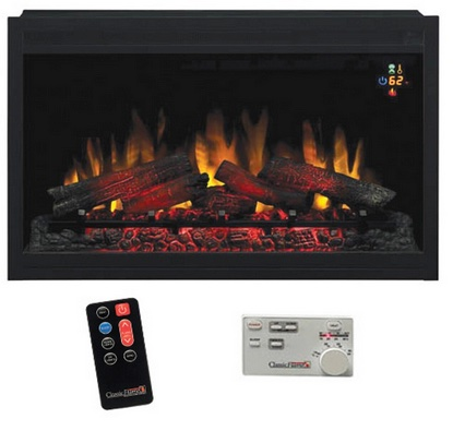 Classic Flame 110V 36 inch Builders Box Fireplace Insert