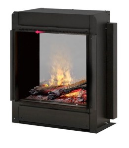 Dimplex BOF4068L Opti-Myst Pro Indoor Fireplace Black