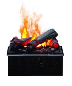 Dimplex Dfi400lh Opti Myst Cassette Style Log Fireplace Insert