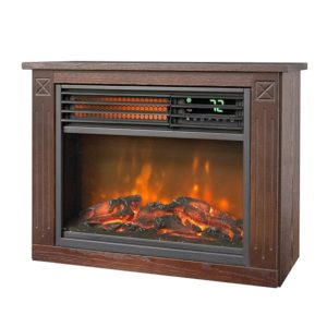 These are the best eight electric fireplace inserts sold online