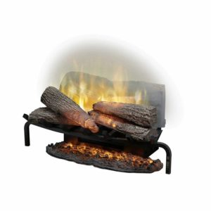 Dimplex Revillusion 25-Inch Electric Fireplace Log Set (RLG25) Review