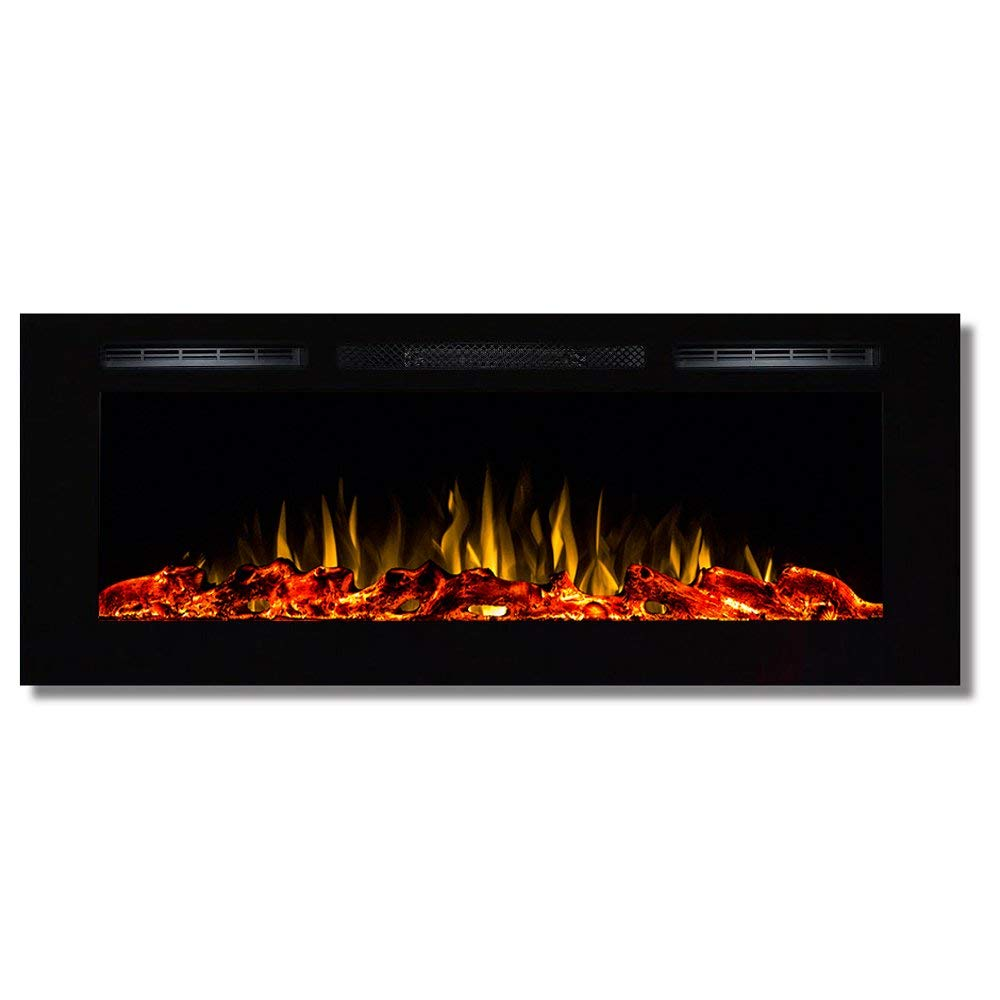 Most Realistic Electric Fireplaces 20 Top Modern & Traditional ...