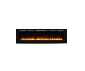 PuraFlame Alice Recessed Electric Fireplace Review