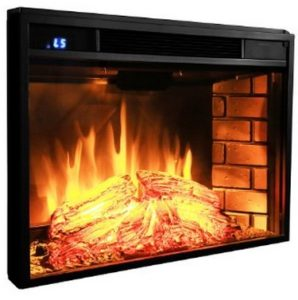 AKDY Electric Fireplace Insert