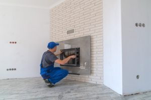 How to Install an Electric Fireplace in Your Wall
