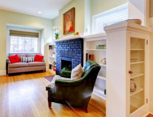 10 Beautiful Small Fireplaces for Small Spaces