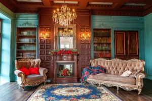 Fireplace With Bookshelves on Each Side: 10 Awesome Looks