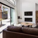 10 Modern Wall Mounted Fireplace Ideas