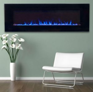 10 Best Wall Mount Electric Fireplaces 2021: Reviews & Guying Guide