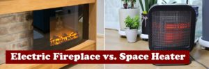Are Electric Fireplaces Safer Than Space Heaters? What To Look For When Buying