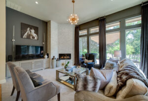 10 Realistic Faux Corner Fireplace Ideas