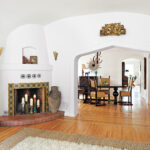 10 Cool-Looking Corner Fireplace Mantel Ideas