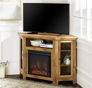 10 Best Electric Fireplace TV Stands 2021: Reviews & Buying Guide